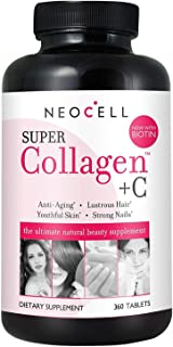 NeoCell Super Collagen + C (360 Count.)