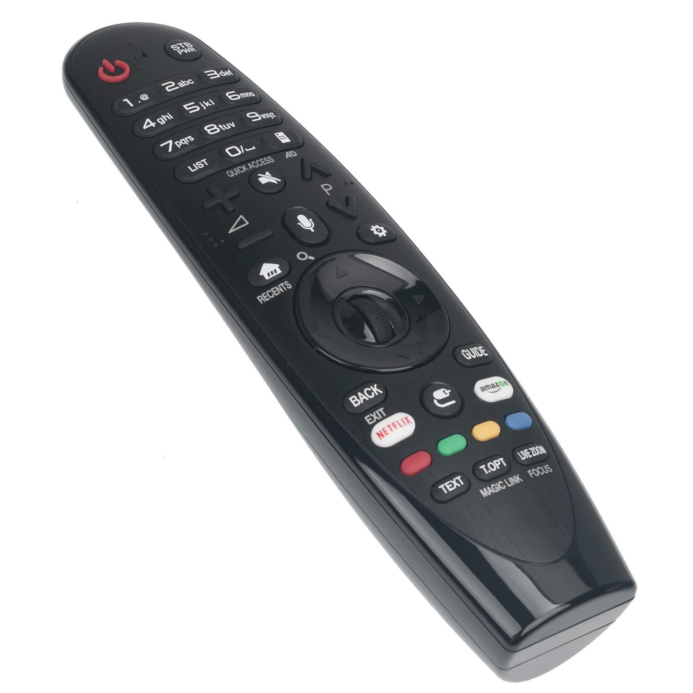 AKB75075301 AN-MR650 - Mando a distancia para televisores LG LCD LED 43UJ634T 43UJ634V 43UJ654T 43UJ654V 43UJ660T 43UJ670V 43UJ670Y 43UJ690T 43UJ752T 43UJ752V 43UJ752Y 49SJ800T 49SJ800T 49SJ800Y49SJ800Y4980049800 UJ634T: Amazon.es: Electrónica