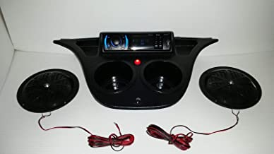 Yamaha Drive G29 Golf Cart Dash Mount Radio Console with Speakers