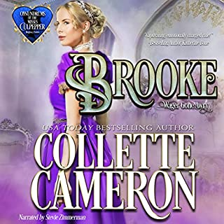 Brooke: Wagers Gone Awry cover art