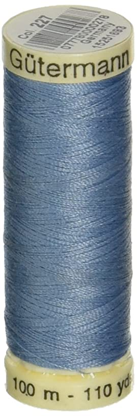 Gutermann Sew-All Thread 110 Yards-Copen Blue