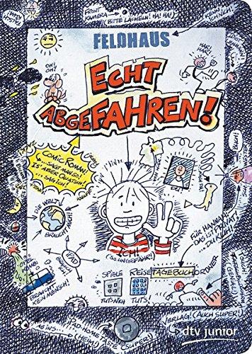 Echt abgefahren!: Ein Comic-Roman (Echt... (Feldhaus), Band 1)