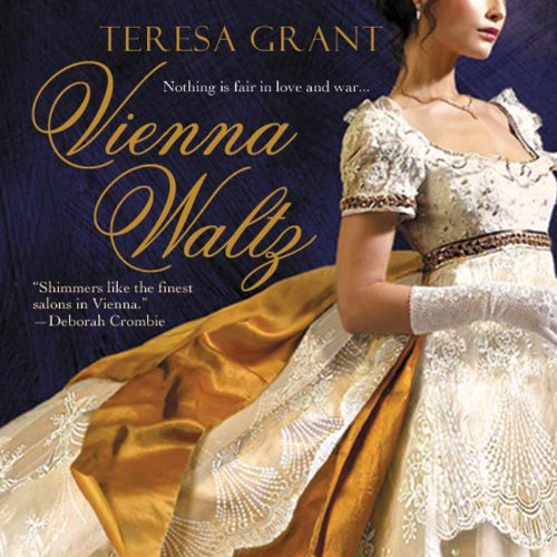 Vienna Waltz audiobook cover art