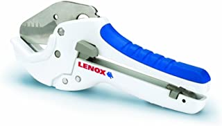 Lenox Industrial Tools 12123 R1 PVC Cutter Upto 1-5/8-Inch Ratcheting Cut