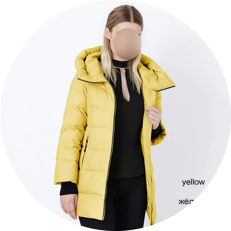 colorfulspace Winter Women's Cotton Clothing Jacket Winter Season Stylish Series