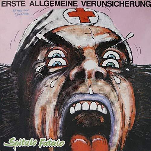 EAV (Erste Allgemeine Verunsicherung) - Spitalo Fatalo - EMI Columbia Austria - 1C 064 1333121