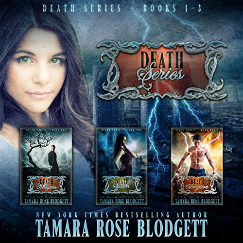 The Death Series, Books 1-3 cover art