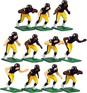 Pittsburgh Steelers Home Jersey NFL Action Figure Set
