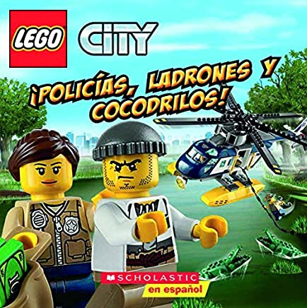 Policias, Ladrones y Cocodrilos! (Lego City) (Spanish Edition) by Trey King Kenny Kiernan(2016-05-31)