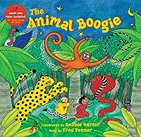 Barefoot Books The Animal Boogie, Multi (9781846866203) (Barefoot Books Singalongs)