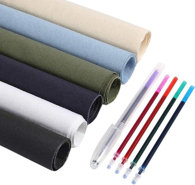 282 opinioni per Caydo 6 pezzi di tessuto in cotone per ricamo, incluso tessuto per ricamo a 6