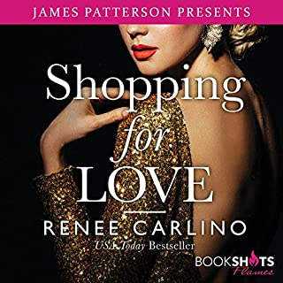 Shopping for Love audiobook cover art