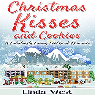 Christmas Kisses and Cookies      A Fabulous Feel Good Holiday Romance              By:                                                                                                                                 Linda West                               Narrated by:                                                                                                                                 Kimberly O'Rourke                      Length: 2 hrs and 28 mins     1 rating     Overall 4.0