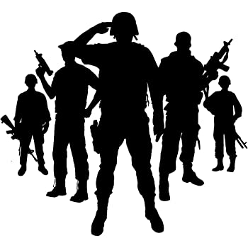 amazon com newclew military army marines navy veteran hero support our troops vinyl wall decal boys bedroom wall decal sticker decor home kitchen newclew military army marines navy veteran hero support our troops vinyl wall decal boys bedroom wall decal sticker decor