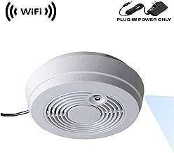 wifi smoke detector hidden camera