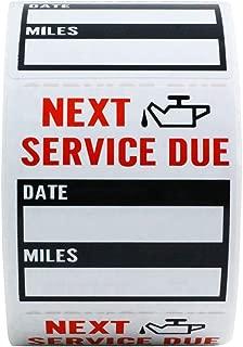 Best car service labels Reviews
