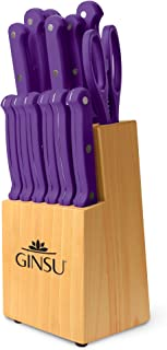 Best purple knife block set Reviews