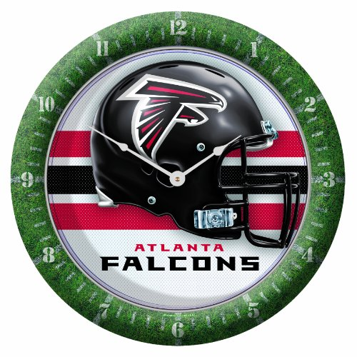 NFL Atlanta Falcons Game Time Clock