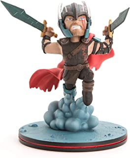 Quantum Mechanix- Figura QFIG Marvel Thor, Color Multi Colour (MVL-0023)