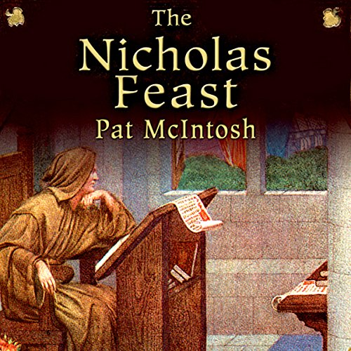 The Nicholas Feast audiobook cover art