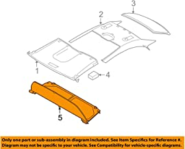 bmw 335i convertible wind deflector