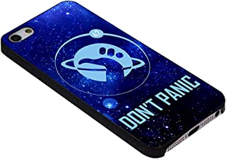 Hitchhiker's Guide To The Galaxy For iPhone Case (iPhone 6S black)