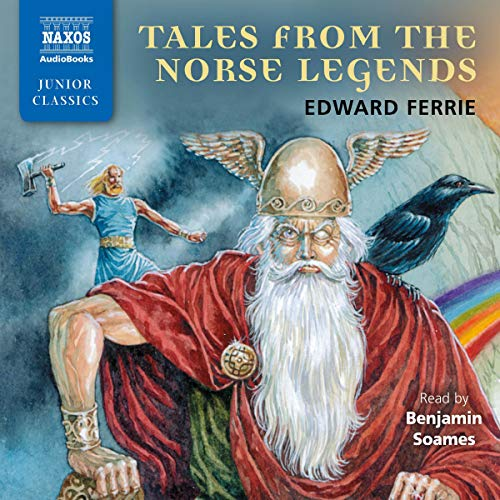 Tales from the Norse Legends audiobook cover art