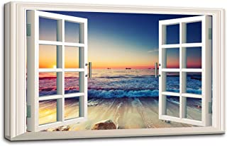 Best beach view painting Reviews