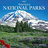 Goldistock 2020 Large Wall Calendar -'National Parks' - 12' x 24' (Open) - Thick & Sturdy Paper - Featuring Breathtaking Images of Our National Parks