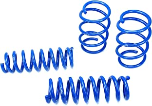 Blue Lowering Springs for 2012-2018 BMW 3-Series 328i 335i F30 17 16 15 14 13