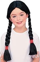 Rubies Native American Girl Wig with Braids