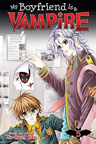 My Boyfriend Is A Vampire Vol. 5 (English Edition)