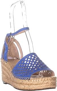 Franco Sarto Calabria Espradilles Sandals, Blue Suede