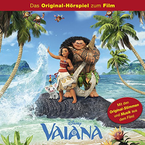 Vaiana (Das Original-Hörspiel zum Film)