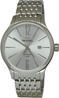 TW Steel Watch for Men, Stainless Steel, TW1307