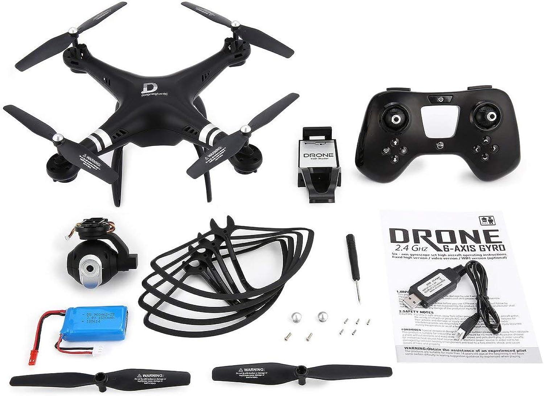 envío gratuito a nivel mundial Corneliaa X8 RC Drone 2.4G Ajustable Cámara Cámara Cámara FPV RC Drrone 18 min. Vuelo Altitud Hold  apresurado a ver