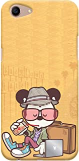 A.Y Creations Oppo A83 Back Cover (Mikky on hoiday)