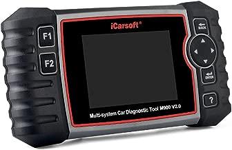 iCarsoft Auto M900 V2.0 Mercedes-Benz Diagnostic Scan Tool Sprinter Scanner Smart Code Reader Airbag Scan,Oil Reset etc