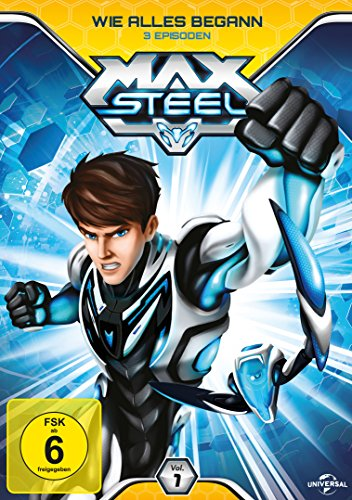 Max Steel, Vol. 1 - Wie alles begann