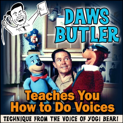 Daws Butler Teaches You How to Do Voices cover art