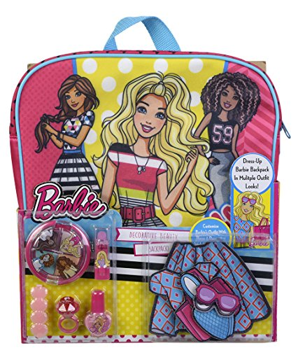 Barbie Makeup Etui Kinderen (Markwins Beauty Brands 9709310)