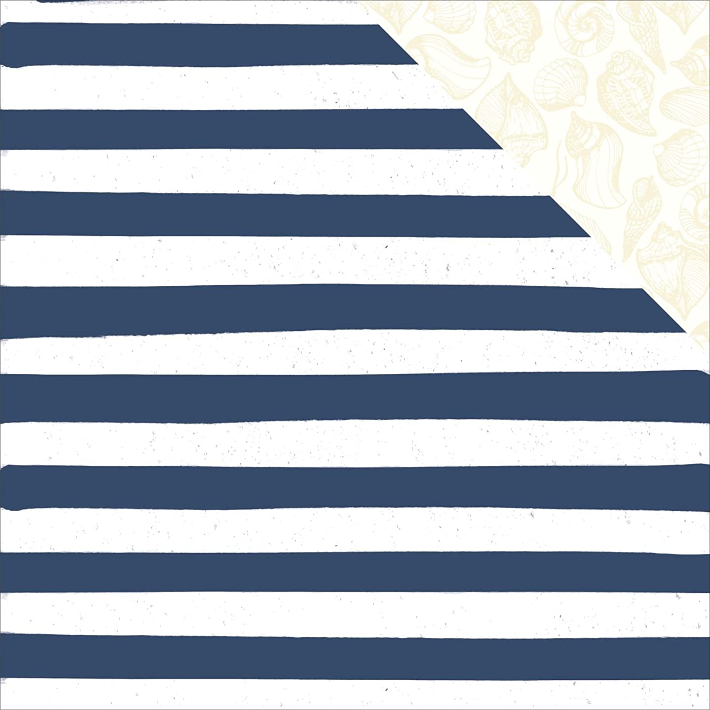 Kaisercraft Beach Towel Summer Splash Double-Sided Cardstock 12
