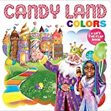 Hasbro Candy Land: Colors: (Interactive Books for Kids Ages 0+, Concepts Board Books for Kids, Educational Board Books for Kids) (PlayPop)