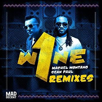 One Wine (feat. Major Lazer) [Remixes]