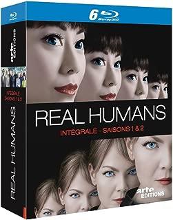 Real Humans - Intégrale saisons 1 et 2 [Blu-ray]