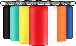 Stainless Steel Water Bottle With Stainless Steel Lid