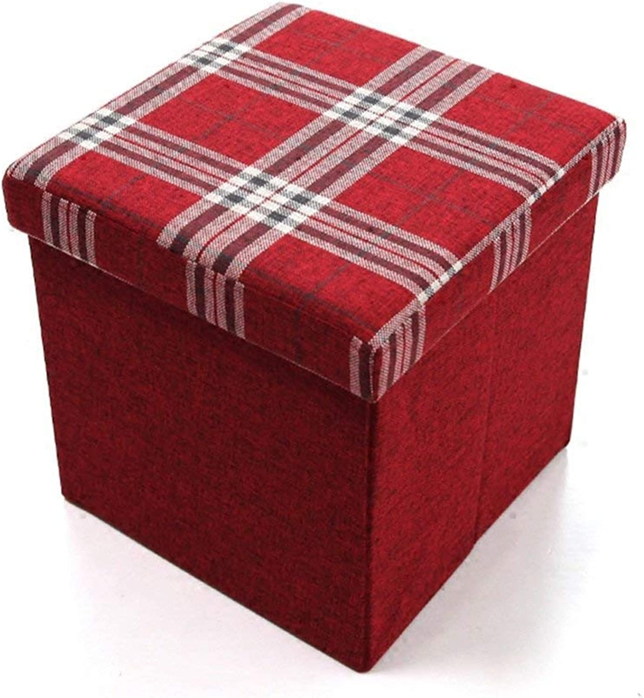 QTQZ Brisk- Nordic Creative Stool Stool Rattan Stool Easy Rattan Stool Stool Simple Box Foot; Bench Sofa Stool