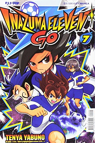 Inazuma eleven go (Vol. 7)