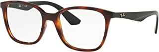 RX7066 Square Prescription Eyeglass Frames