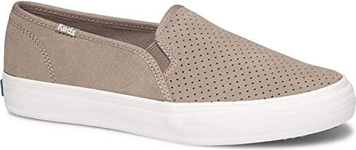 taupe slip on sneakers